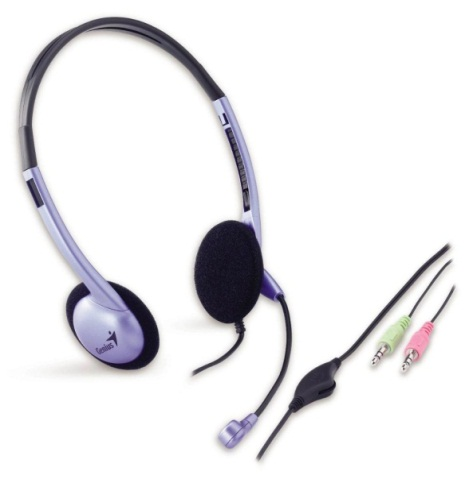 Audifono-Diadema HS-02B