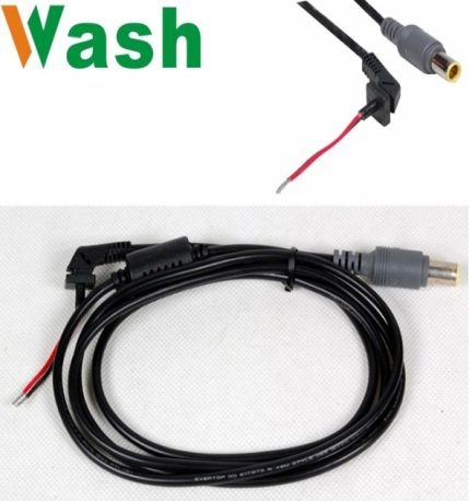 WL-96 Cable P-Cargador Laptop C-Conector IBM Y LENOVO Yellow